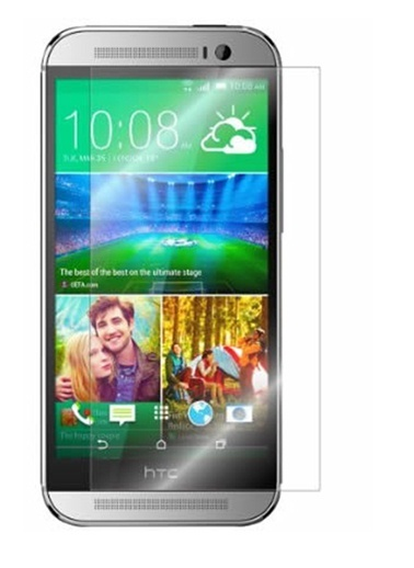 HTC M8 MİNİ Tempered Glass Çizilmez Cam Ekran Koruyucu -Screen Guard